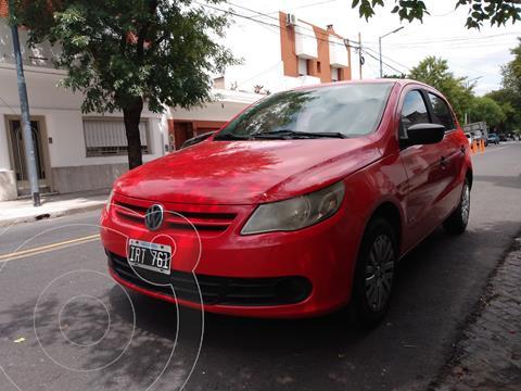 Volkswagen Gol Trend 5P Pack I usado (2010) color Rojo Flash precio $650.000