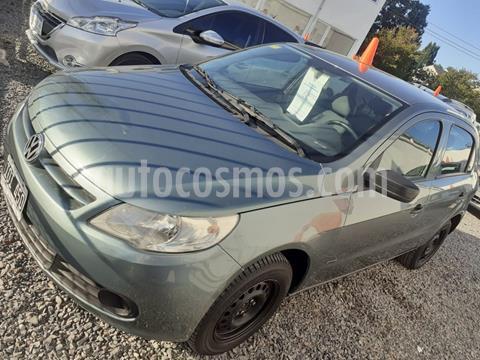 foto Volkswagen Gol Trend 5P Pack I usado (2010) color Gris Vulcano precio $580.000