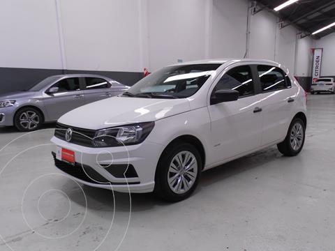 Volkswagen Gol Trend 5P Trendline usado (2019) color Blanco precio $1.285.400