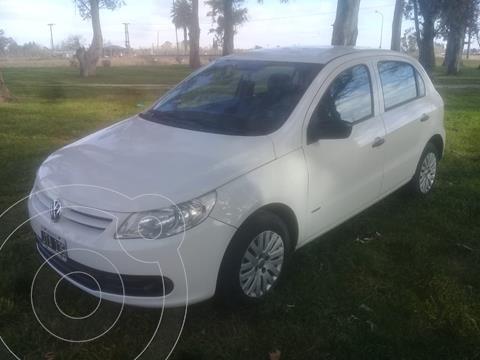 Volkswagen Gol Trend 5P Pack I usado (2011) color Blanco precio $950.000
