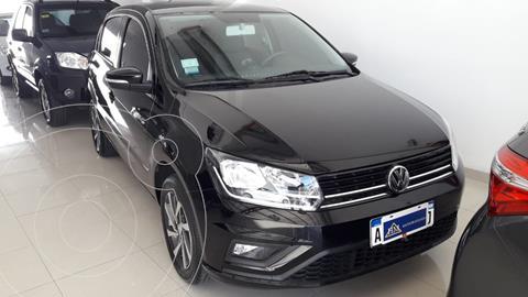 Volkswagen Gol Trend 5P Comfortline usado (2019) color Negro financiado en cuotas(anticipo $950.000)