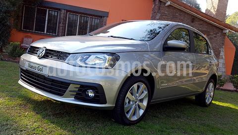 Volkswagen Gol Trend 5P Trendline nuevo color Gris precio $1.230.150