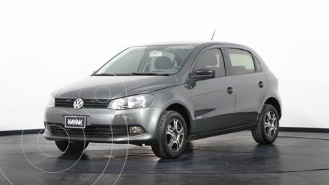 Volkswagen Gol Trend 3P Trendline usado (2014) color Gris Spectrus precio $940.000
