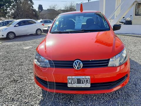 Volkswagen Gol Trend 5P Pack I usado (2013) color Rojo precio $870.000