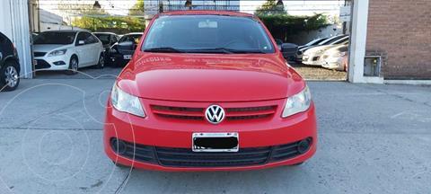 Volkswagen Gol Trend 5P Pack II usado (2012) color Rojo Flash precio $690.000
