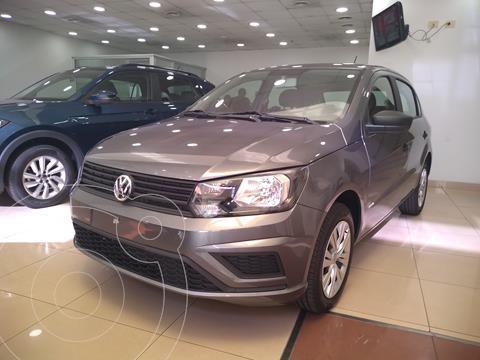 OfertaVolkswagen Gol Trend 5P Trendline nuevo color Gris Platino precio $1.650.000
