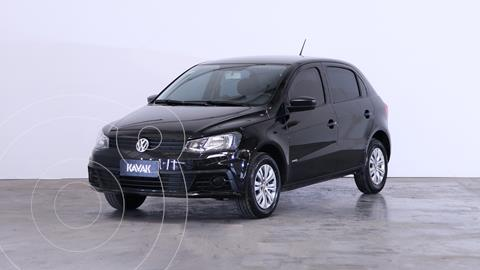 Volkswagen Gol Trend 5P Trendline usado (2019) color Negro precio $1.370.000