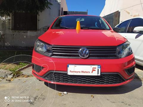 Volkswagen Gol Trend 5P Comfortline usado (2020) color Rojo precio $1.450.000