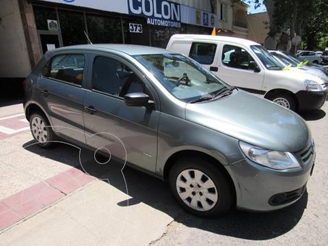 Volkswagen Gol Trend 5P Pack I usado (2011) color Gris Urano precio $650.000