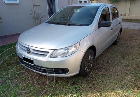 Volkswagen Gol Trend 5P Pack I usado (2011) color Gris precio $750.000