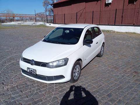 Volkswagen Gol Trend 3P Pack II usado (2013) color Blanco precio $900.000