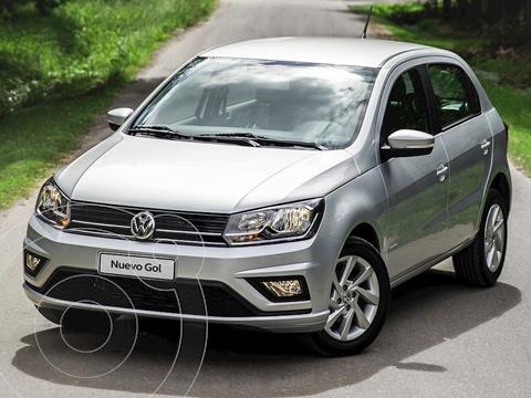 Volkswagen Gol Trend 1.6 5Ptas. Highline (L15) usado (2015) color Gris precio $600.000