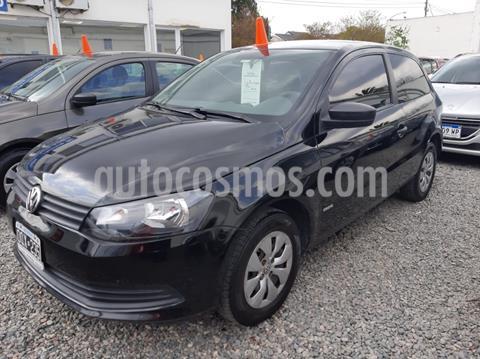 Volkswagen Gol Trend 3P Trendline usado (2015) color Negro precio $680.000
