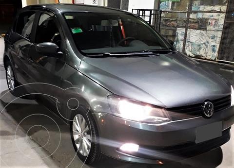 Volkswagen Gol Trend 5P Pack III usado (2014) color Gris precio $8.900.000