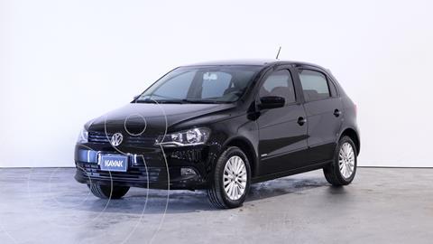 Volkswagen Gol Trend 5P Highline usado (2016) color Negro precio $1.170.000