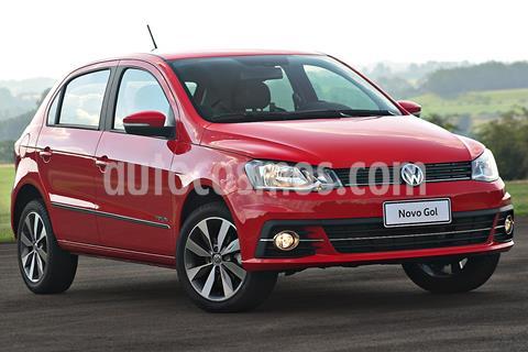 Volkswagen Gol Trend 5P Trendline nuevo color Rojo precio $1.230.150