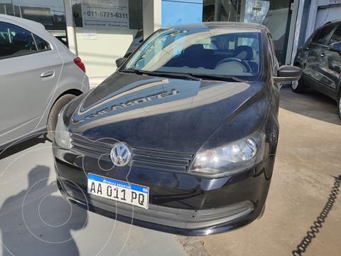 Volkswagen Gol Trend 5P Comfortline usado (2016) color Negro precio $970.000
