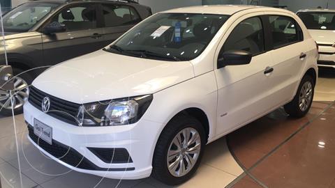 Volkswagen Gol Trend 5P Trendline Aut nuevo color Blanco Cristal precio $1.980.000