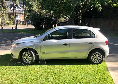 Volkswagen Gol Trend 5P Pack III usado (2009) color Plata Ligth precio $660.000
