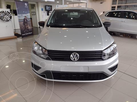Volkswagen Gol Trend 5P Trendline nuevo color Gris Platino financiado en cuotas(anticipo $160.000 cuotas desde $14.000)
