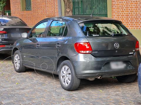 Volkswagen Gol Trend 5P Pack II usado (2013) color Gris Spectrus precio $550.000