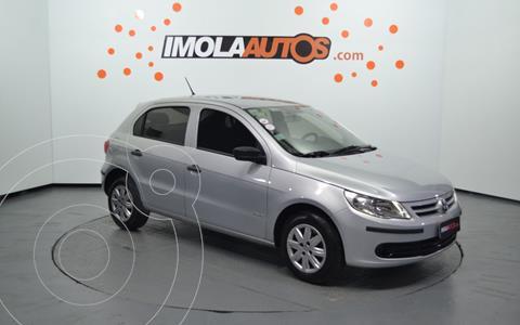 Volkswagen Gol Trend 5P Pack I usado (2011) color Plata precio $750.000