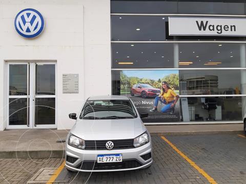 Volkswagen Gol Trend 5P Comfortline usado (2021) color Blanco Cristal precio $1.619.750