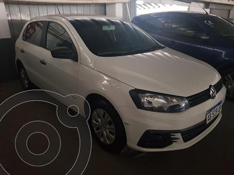 Volkswagen Gol Trend 5P Comfortline usado (2017) color Blanco Candy precio $1.412.000