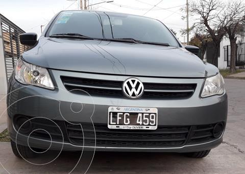 Volkswagen Gol Trend 3P Pack II usado (2012) color Verde precio $920.000