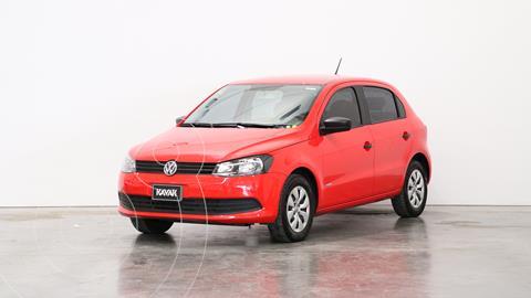Volkswagen Gol Trend 5P Trendline usado (2014) color Rojo precio $1.000.000