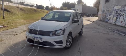 Volkswagen Gol Trend 5P Trendline usado (2019) color Blanco Candy precio $960.000