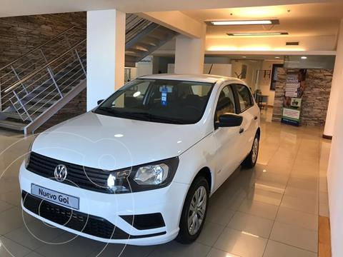 Volkswagen Gol Trend 5P Trendline nuevo color Blanco Cristal financiado en cuotas(anticipo $1.219.000 cuotas desde $20.600)