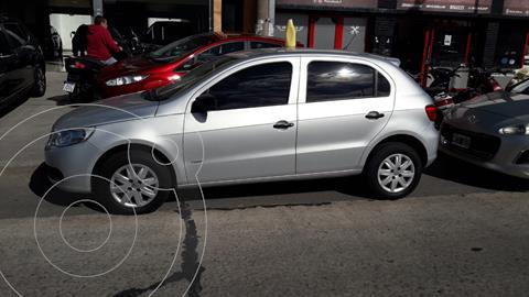 Volkswagen Gol Trend 5P Pack II usado (2012) color Gris Cuarzo precio $470.000