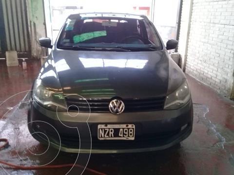 Volkswagen Gol Trend 3P Pack III usado (2014) color Verde precio $830.000