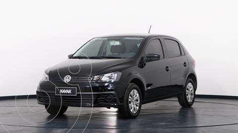 Volkswagen Gol Trend 5P Trendline usado (2017) color Negro precio $1.250.000