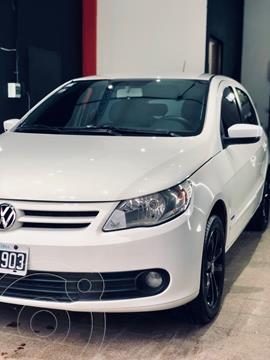 Volkswagen Gol Trend 5P Pack III usado (2010) color Blanco Cristal precio $639.000