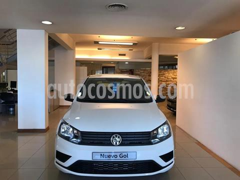 OfertaVolkswagen Gol Trend 5P Trendline nuevo color Blanco precio $1.323.000