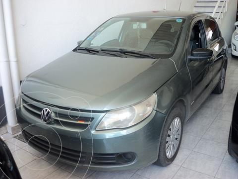 Volkswagen Gol Trend 1.6 5Ptas. Pack I (PM) usado (2012) color Gris precio $599.900