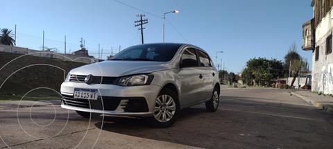 Volkswagen Gol Trend 5P Comfortline usado (2018) color Gris Platino precio $1.110.000