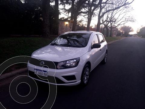 Volkswagen Gol Trend 5P Trendline usado (2020) color Blanco precio $1.650.000
