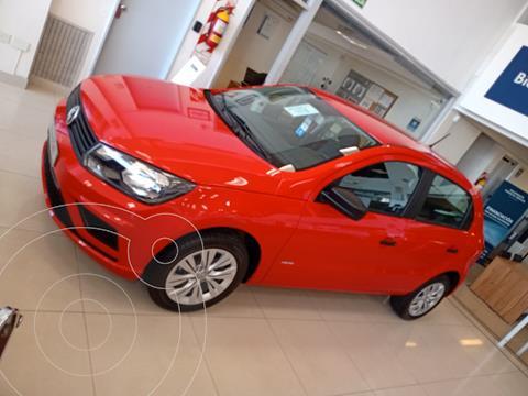 OfertaVolkswagen Gol Trend 5P Trendline nuevo color Gris Platino precio $1.389.900