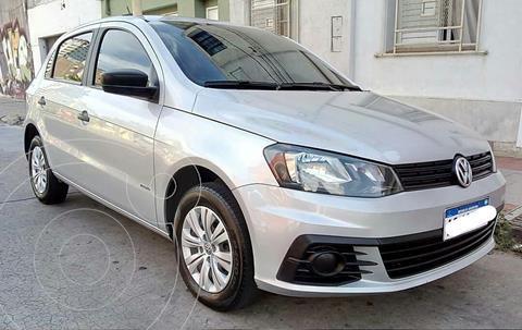 Volkswagen Gol Trend 5P Comfortline usado (2018) color Gris precio $1.150.000