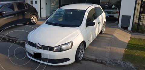 Volkswagen Gol Trend 5P Pack II usado (2013) color Blanco precio $1.050.000