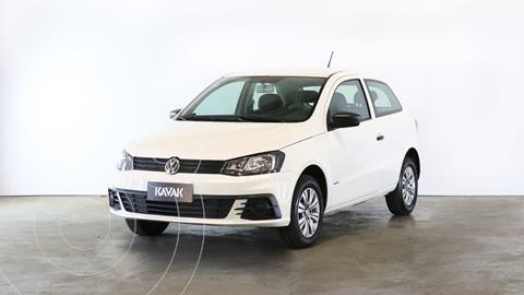 Volkswagen Gol Trend 3P Trendline usado (2016) color Blanco Cristal precio $1.070.000