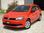 foto Volkswagen Gol Trend 5P Pack I usado (2015) color Rojo Flash precio $260.000
