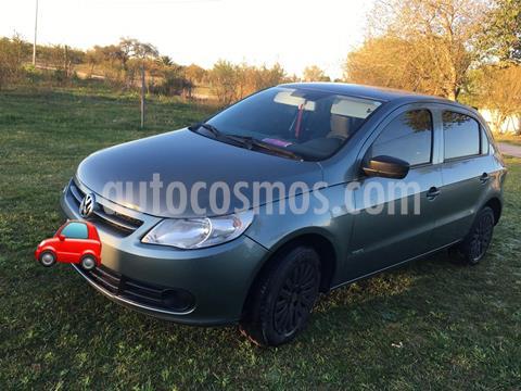Volkswagen Gol Trend 5P Pack I usado (2010) color Gris Vulcano precio $450.000