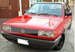 Foto venta Auto usado Volkswagen Gol 3P 1.6 GL Ac (1995) color Rojo precio $45.000