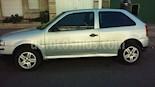 Foto venta Auto usado Volkswagen Gol 3P 1.6 Trendline (2008) color Gris precio $165.000