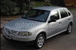 Foto venta Auto usado Volkswagen Gol 5P 1.6 Power (2008) color Gris precio $120.000