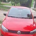 Foto venta Auto usado Volkswagen Gol 5P 1.6 Trendline (2013) color Rojo precio $230.000